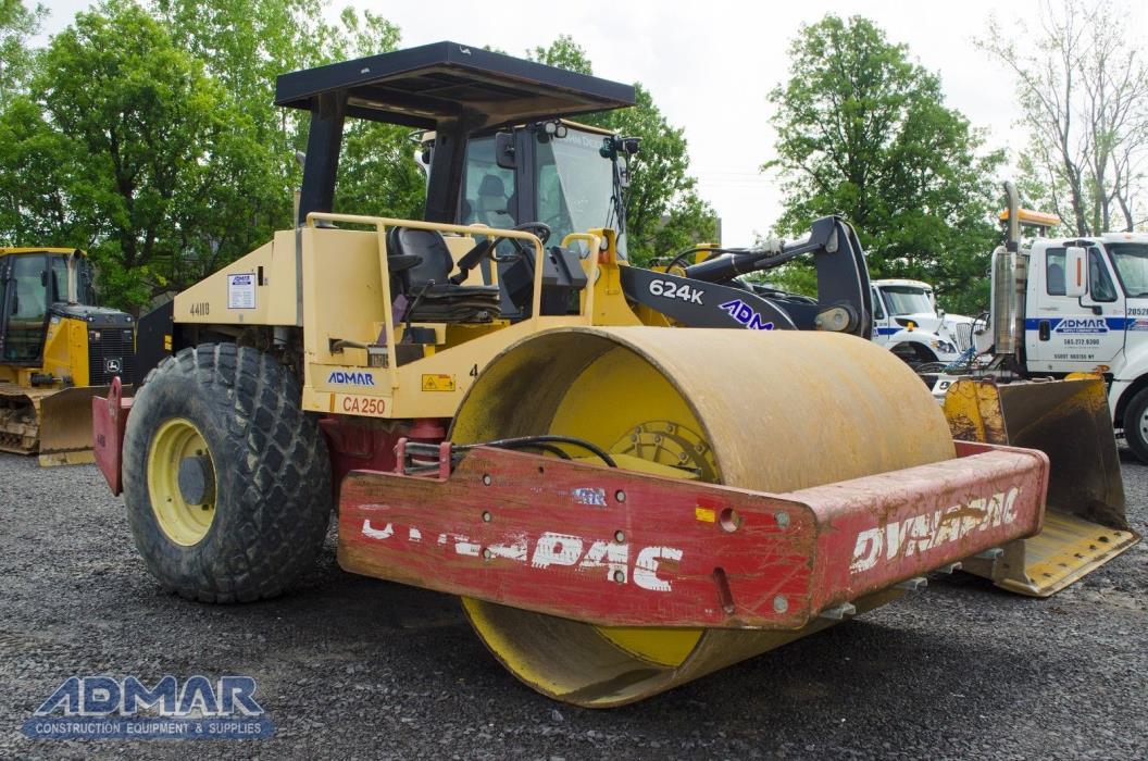 2007 DYNAPAC CA250D 84