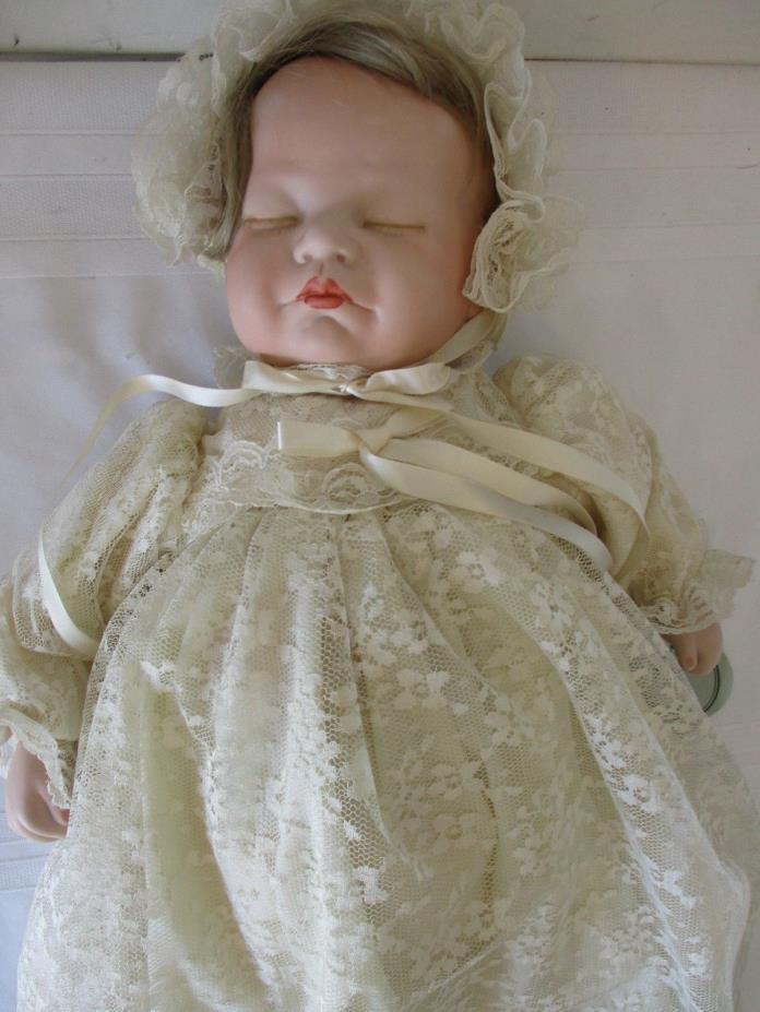 Vintage MARYSE NICOLE Original Handcrafted Doll,