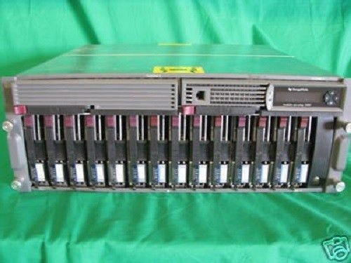 # HP 1000 Modular San Array MSA1000 201723-B22 14x 72.8GB