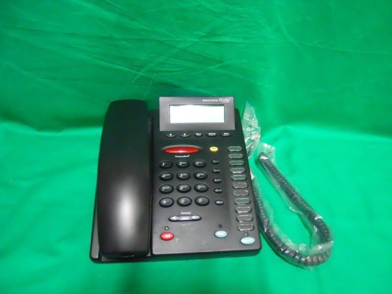 Spectrum Plus SP-550 195501 Dispay Speaker Telephone