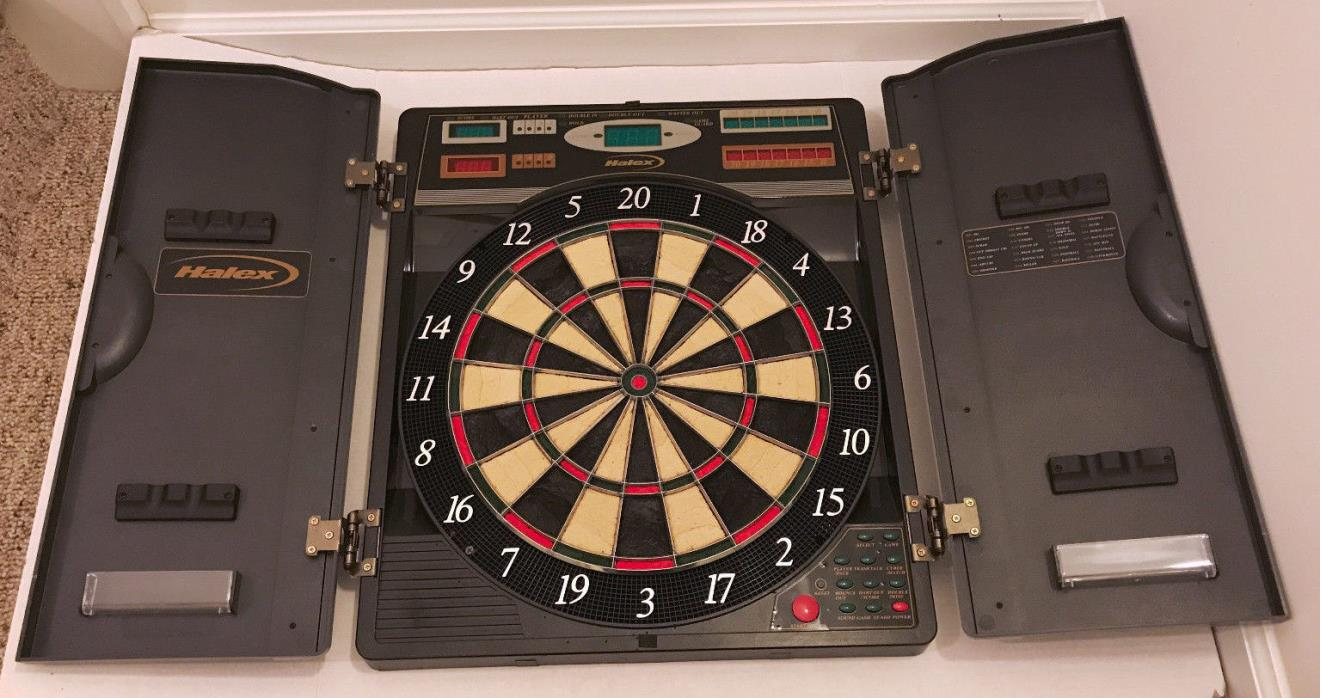 Electronic Dart Board Cabinet For Sale Classifieds