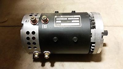 MOTOR DC(ELECTRIC)-24/36 VDC CLASS H 13 TOOTH, 16/32 PITCH SPLINE SHAFT K92-4005