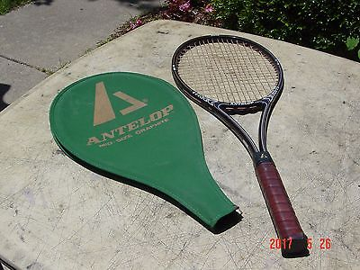 Antelope Graphite/Boron Midsize Tennis Racquet w 4 1/4