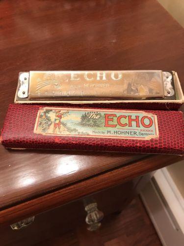 Vintage Harmonica