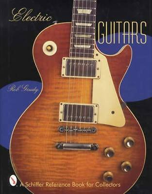 Vintage Electric Guitars Collector Guide 1940s-70s incl Gibson Les Paul & Others