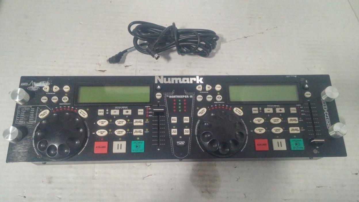 Numark CDN-88 Beatkeeper III