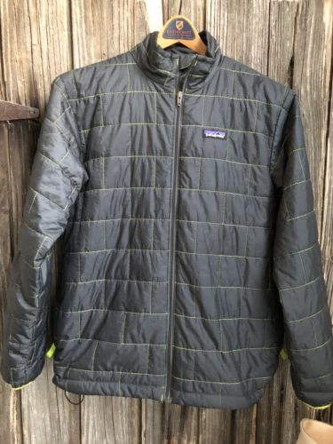 Boys Youth XL 14 Puffer Down Coat Patagonia Jacket