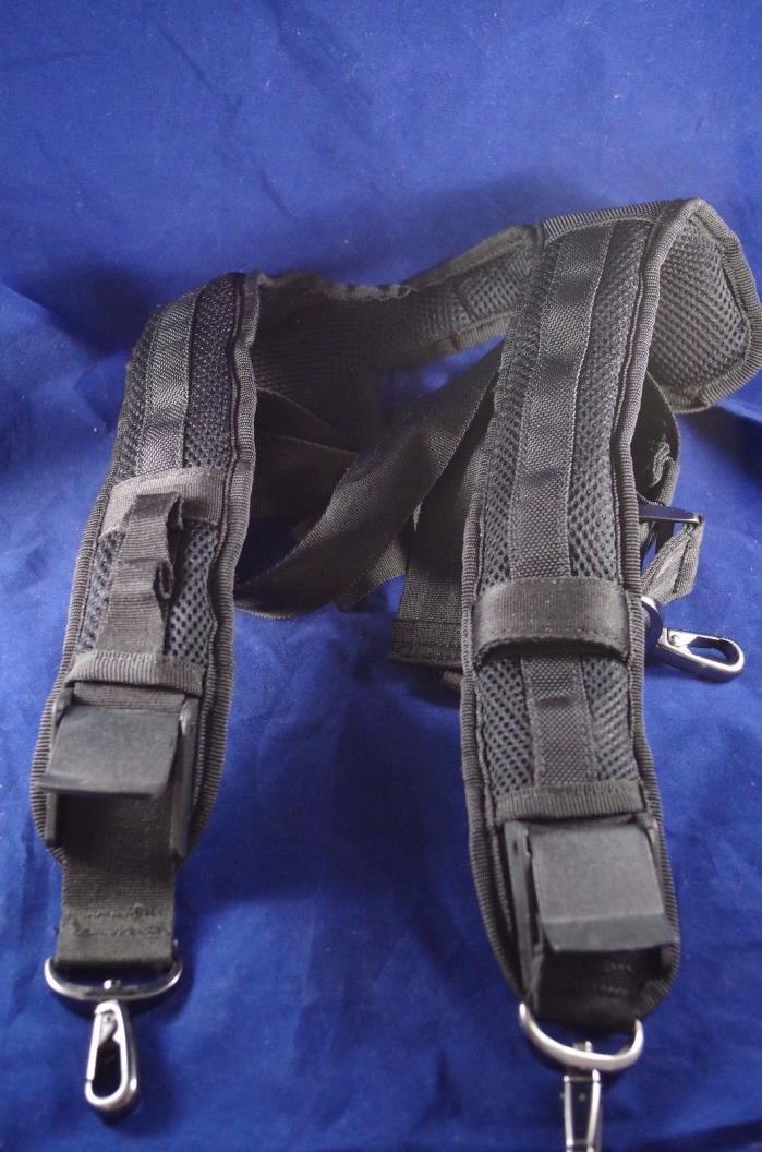Husky Universal Sliding Rig Support Work wear Safety Shoulder Harness Accessory