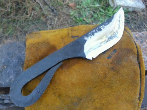 Blacksmith knife