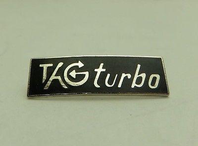Tag Turbo Lapel, Hat Pin