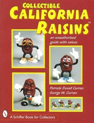 Vintage California Raisin ID$/ Ref Book Toys Adv Promo