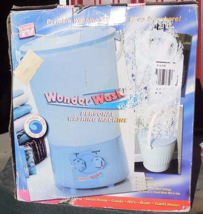 As Seen On TV 295116 Wonder Washer, 13x18.25-Inch, Blue