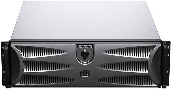 3U Stylish (ATX / ITX)(3x5.25