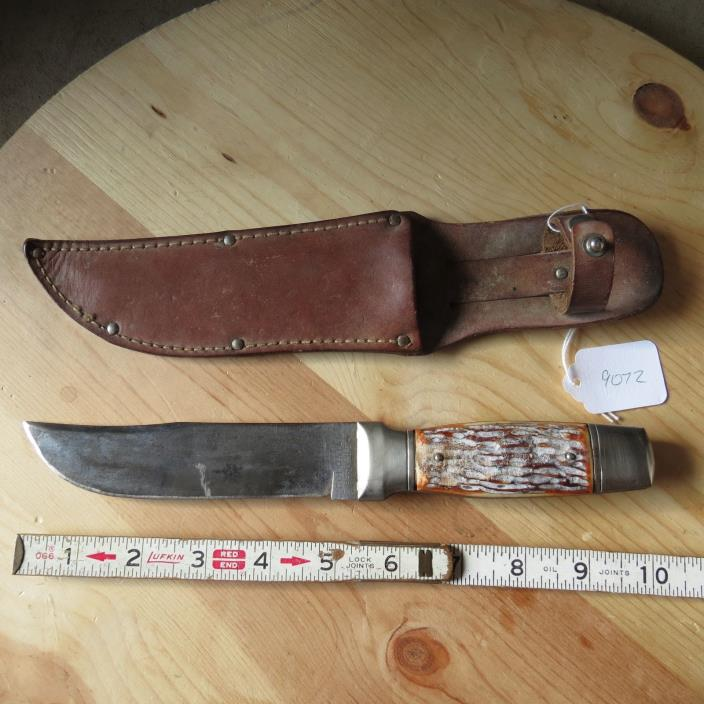 Colonial Prov. USA bowie knife (lot#9072)