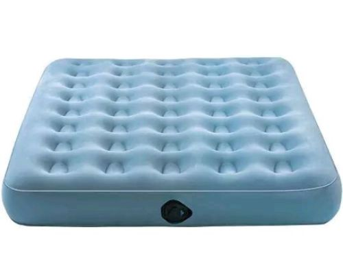 Twin Air Mattress Guest Bed Inflatable Sleeping Camping Hiking Outdoor Gear New