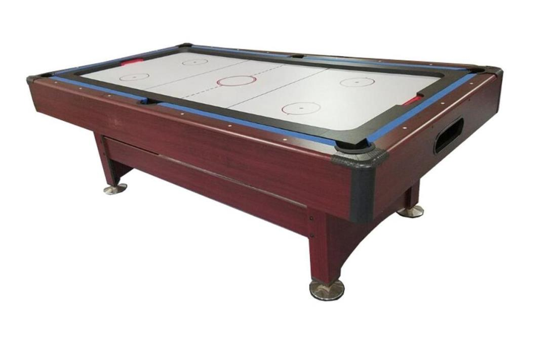 8' Recreational 2-in-1 Pool Billiards and Hockey Game Table - ITEM# 32283735