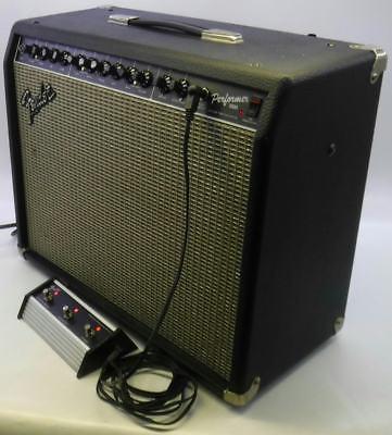 Fender Performer 1000 Guitar Amplifier 100 Watt RMS w/ 12