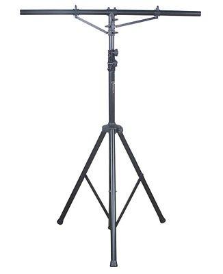 LTS-2 Aluminum Black Heavy Duty 12 Ft Tripod T-Bar Light Stand (Lightly Used)