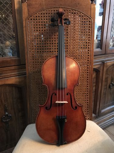 Very Fine Concert Violin with Solo Tone