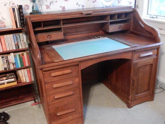 Antique Roll Top Desks For Sale Classifieds
