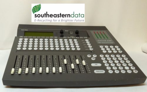 Graham Patten DESAM 230/24  24 Channel Digital Audio Mixer