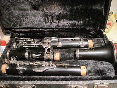Artley clarinet 18S used completely refurbished with all new pads and corks