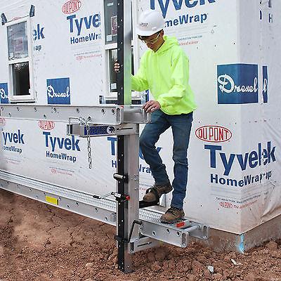 Titan Aluminum - Pump Jack Package #5 - DIY, renovation, painting, siding,