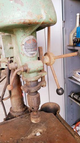 Vintage Walker-Turner Drill Press