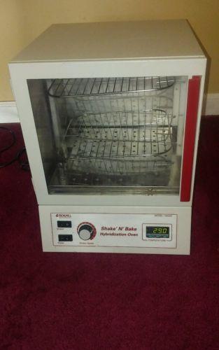 Boekel Shake 'n' Bake Hybridization Oven Cat. No. 136400 ( needs door latch )