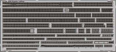 Eduard Models HMS Repulse Railings Photo-Etch 8591437530496