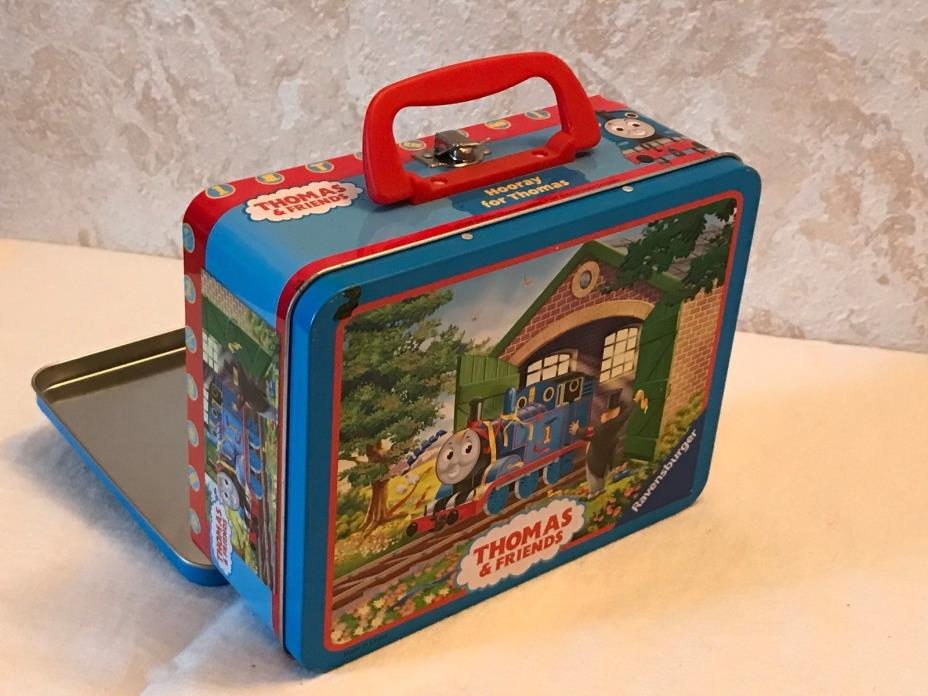 THOMAS and FRIENDS Metal Lunch Box