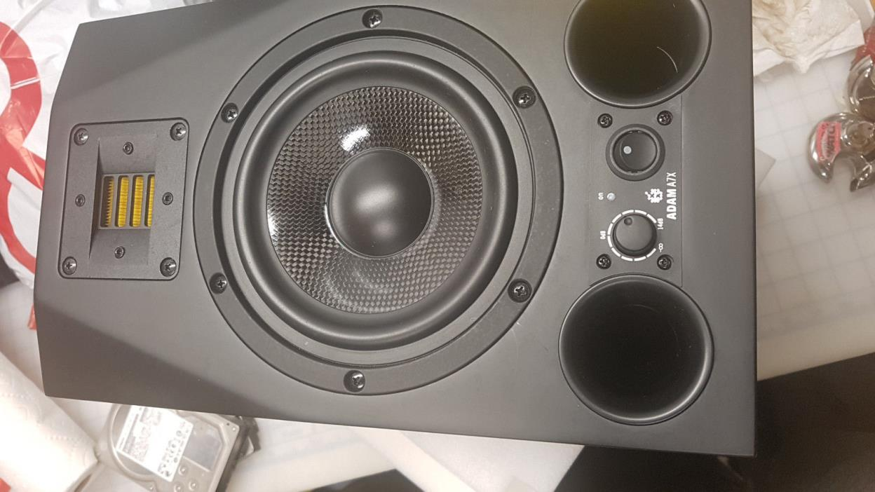 Adam A7X open box active powered studio monitor