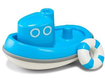 Tug Boat Blue - Bath Toy by Kid-O (10361)