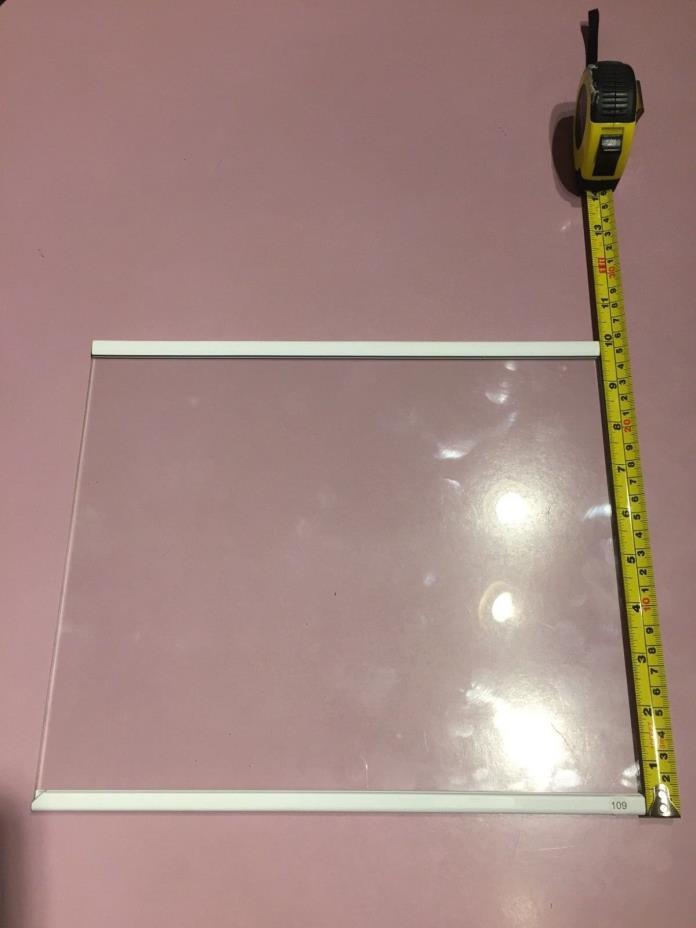 Whirlpool glass freezer shelf for Whirlpool model # WRS571CIDW01 10