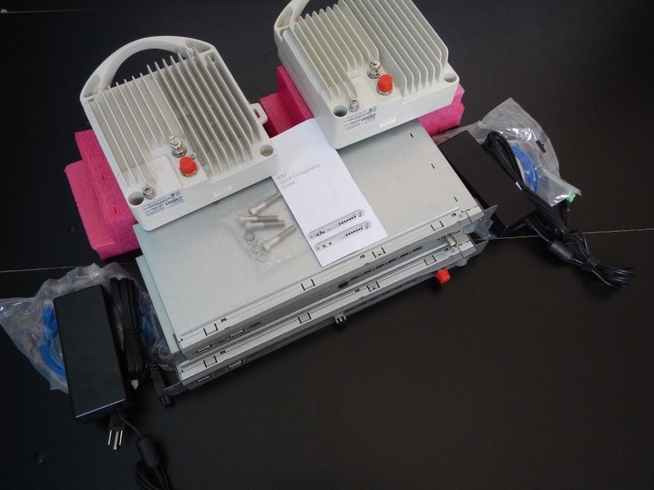 Ceragon  Microwave Radio IP10 23GHz 100-Mgps (NO-ACM)complete Kit Wireless 23Ghz