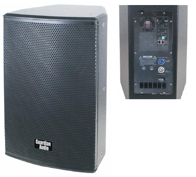 Guardian Audio P12DSP Active Speaker With DSP