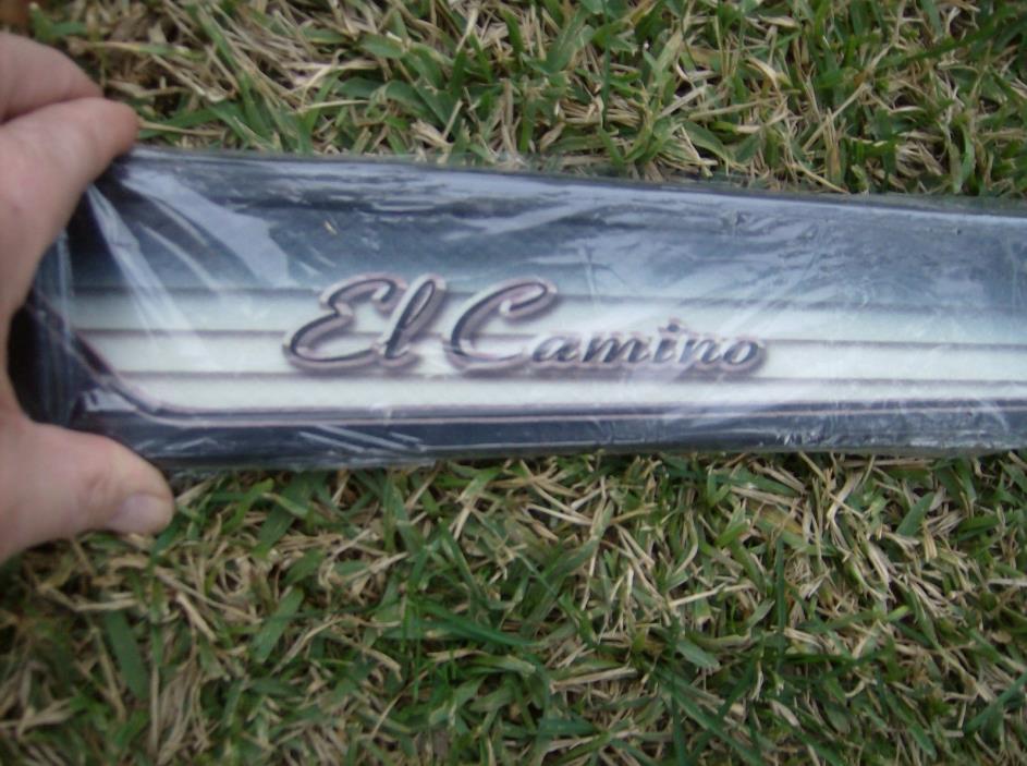 New Vintage Old Stock El Camino Snow Skis K2 Retro 178 cm - VERY COOL!!!