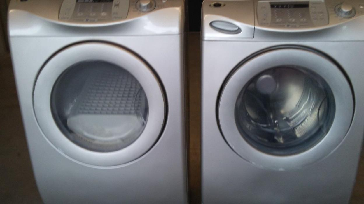 Maytag Neptune Waher and Dryer.