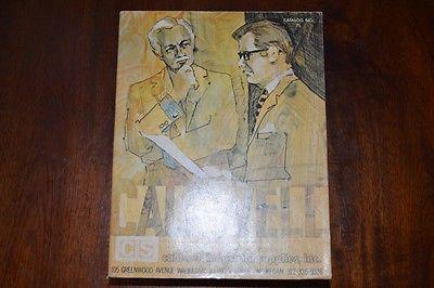 RARE! 1970 Caldwell Industrial Supplies Inc Catalog #75