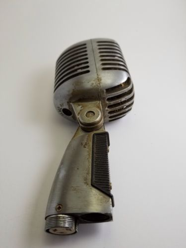 vintage shure microphone for sale classifieds. Black Bedroom Furniture Sets. Home Design Ideas