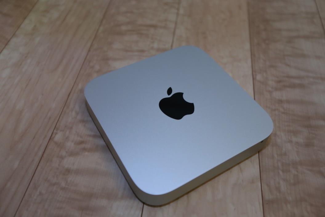 2012 Mac Mini 2.6GHZ i7 QUAD 16GB RAM 4TB SSD (2x2TB) USB 3.0 SHIPS FAST
