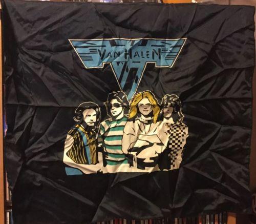 Van Halen Bandana / Scarf Vintage