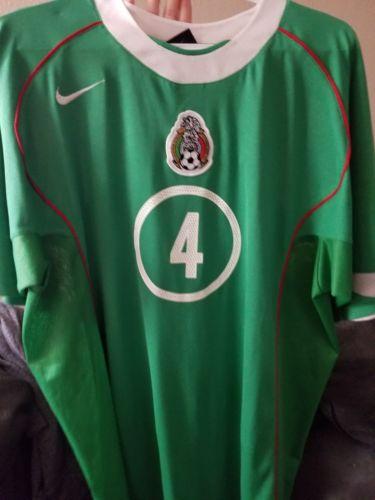Mexico soccer jersey xl