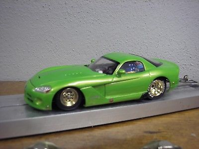 DODGE VIPER DRAG CAR