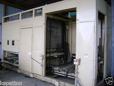 PAI 4500 Case Palletizer High Speed up to 60 cpm