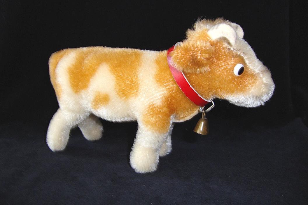 Vintage Steiff Cow