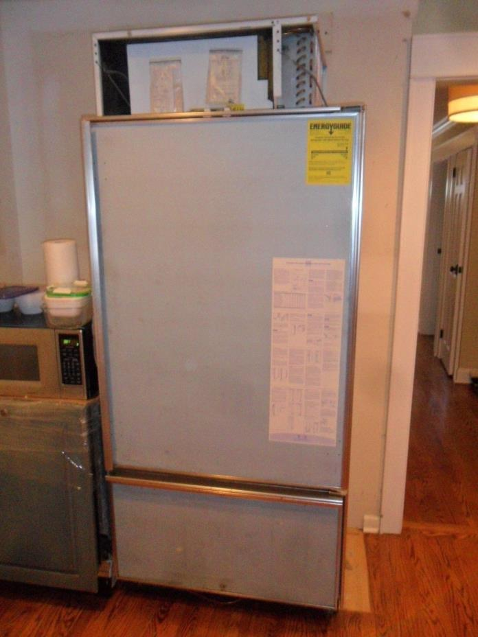 Sub-Zero Refrigerator 650 F - Panel Ready Pickup Only from  Chatham NJ