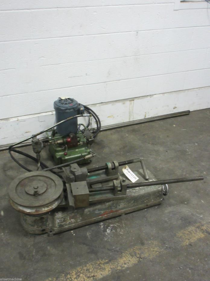 Lakeland Compact Hydraulic Production Tube Bender - Used - AM15120