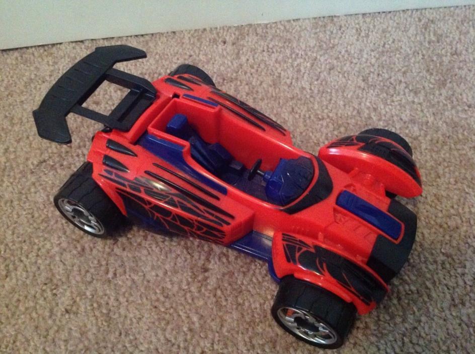 Spider-Man Action Figure  Battle Car ( No Missles)