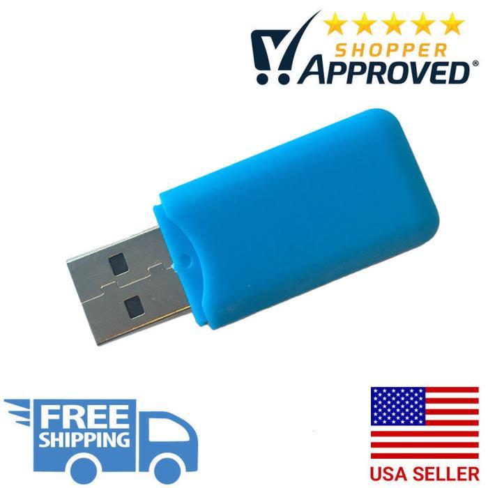 Micro SD USB 2.0 Card Reader - Mini USB Card Reader for Micro SD Memory Cards